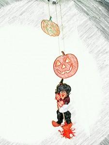 """Хелоуин парти в DOMUS REBUS - """"Къщата на Загадките"""" в Пловдив."""
