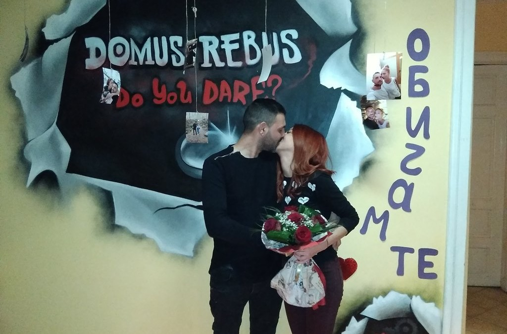 Нестандартно Предложение за Брак в Стая на Загадките в Пловдив!
